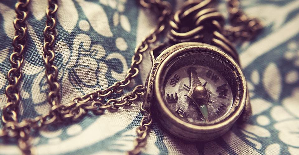 Vanha kompassi