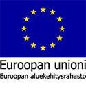 eu euroopan aluekehitysrahasto -logo