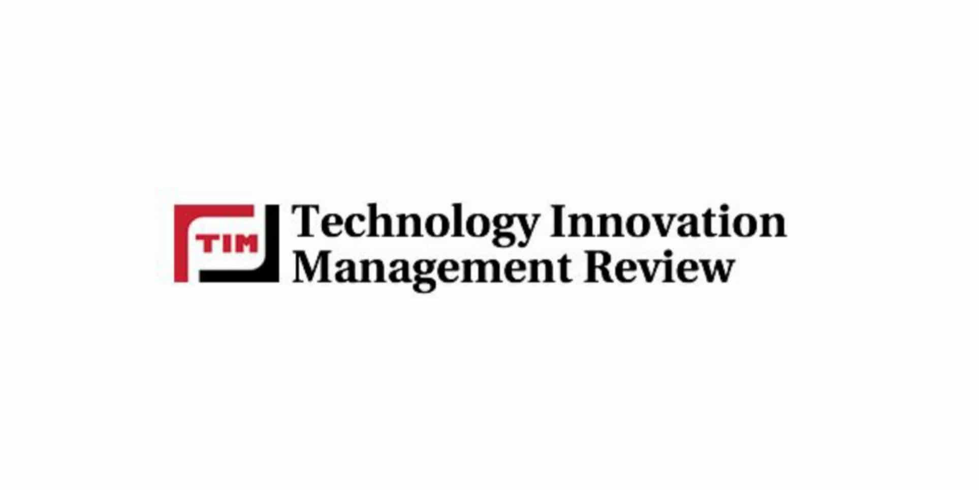 technology innovation management review logo