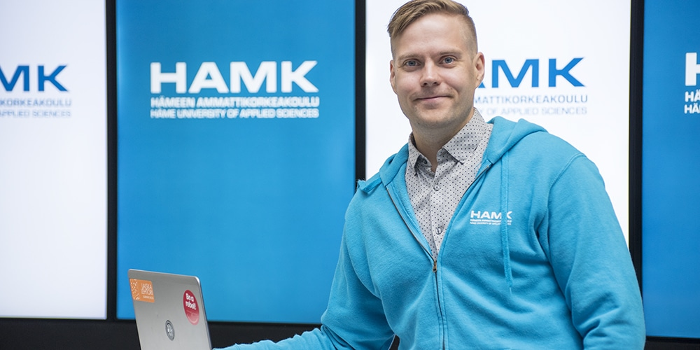 KK-hamkilainen: Jukka Raitanen