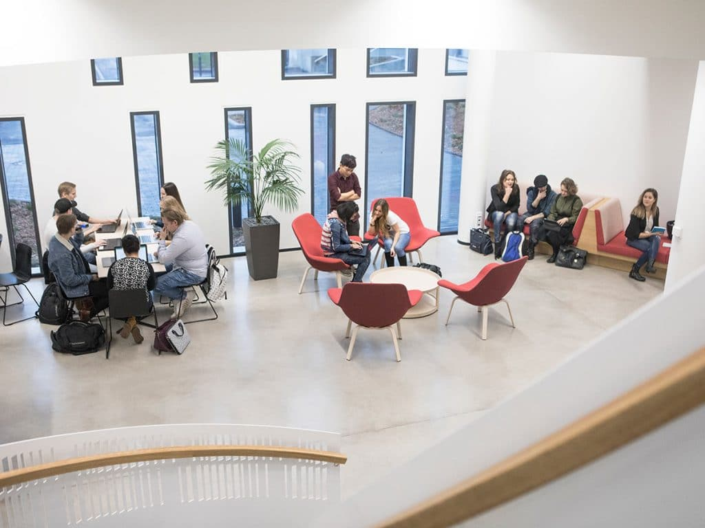 HAMK Hämeenlinnan korkeakoulukeskuksen kampus
