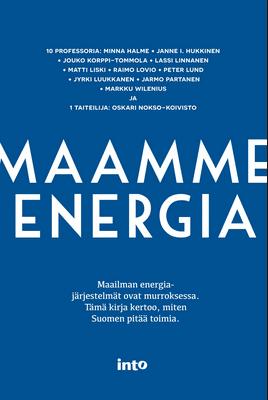 kansikuva kirjasta Maamme energia