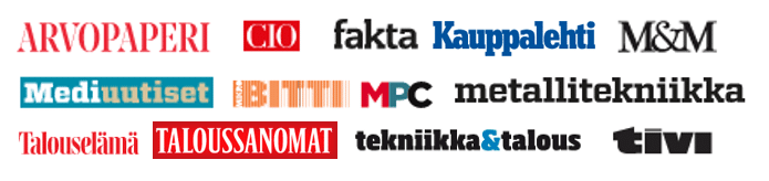 kaikken verkkomedioiden nimet
