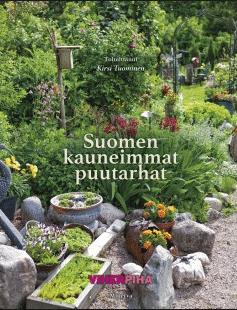 kansikuva kirjasta Suomen kauneimmat puutarhat