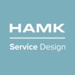 HAMK Service Design -opintojen logo