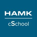HAMK cSchool -opintojen logo