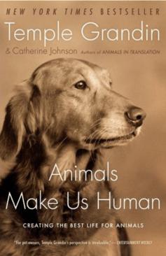 animals make us human kirjan kansi