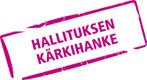 Hallituksen kärkihanke -logo