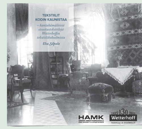 Tekstiilit kodin kaunistaa -kansikuva