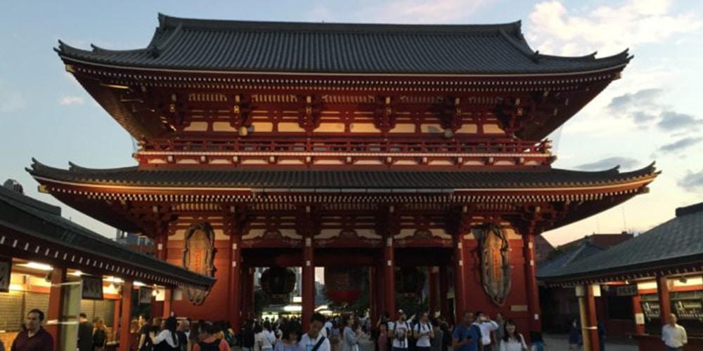 Temppeli Japanissa