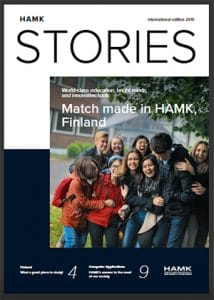 HAMK Stories International Edition