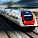 EDU rail-juna