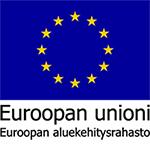 Euroopan aluekehitysrahasto -logo