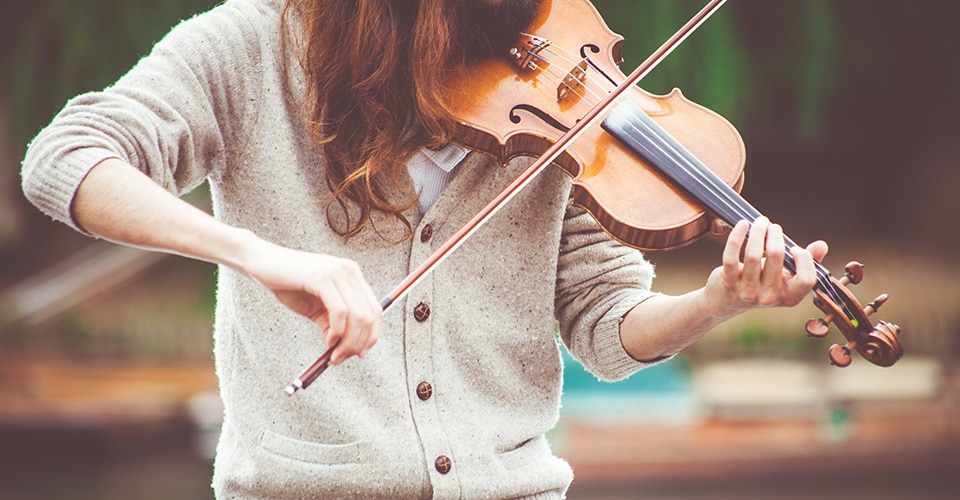 viulunsoittaja