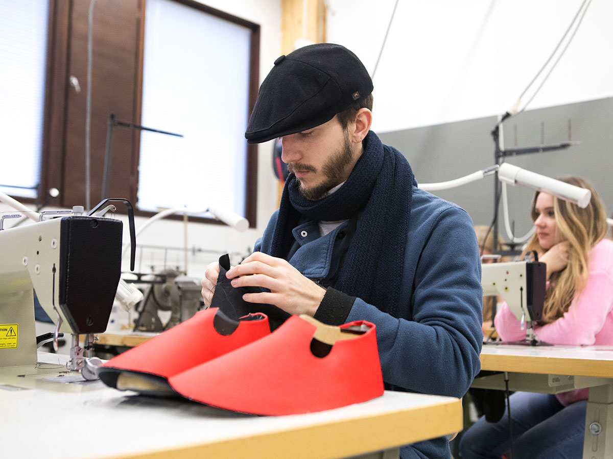 Footwear Design studies