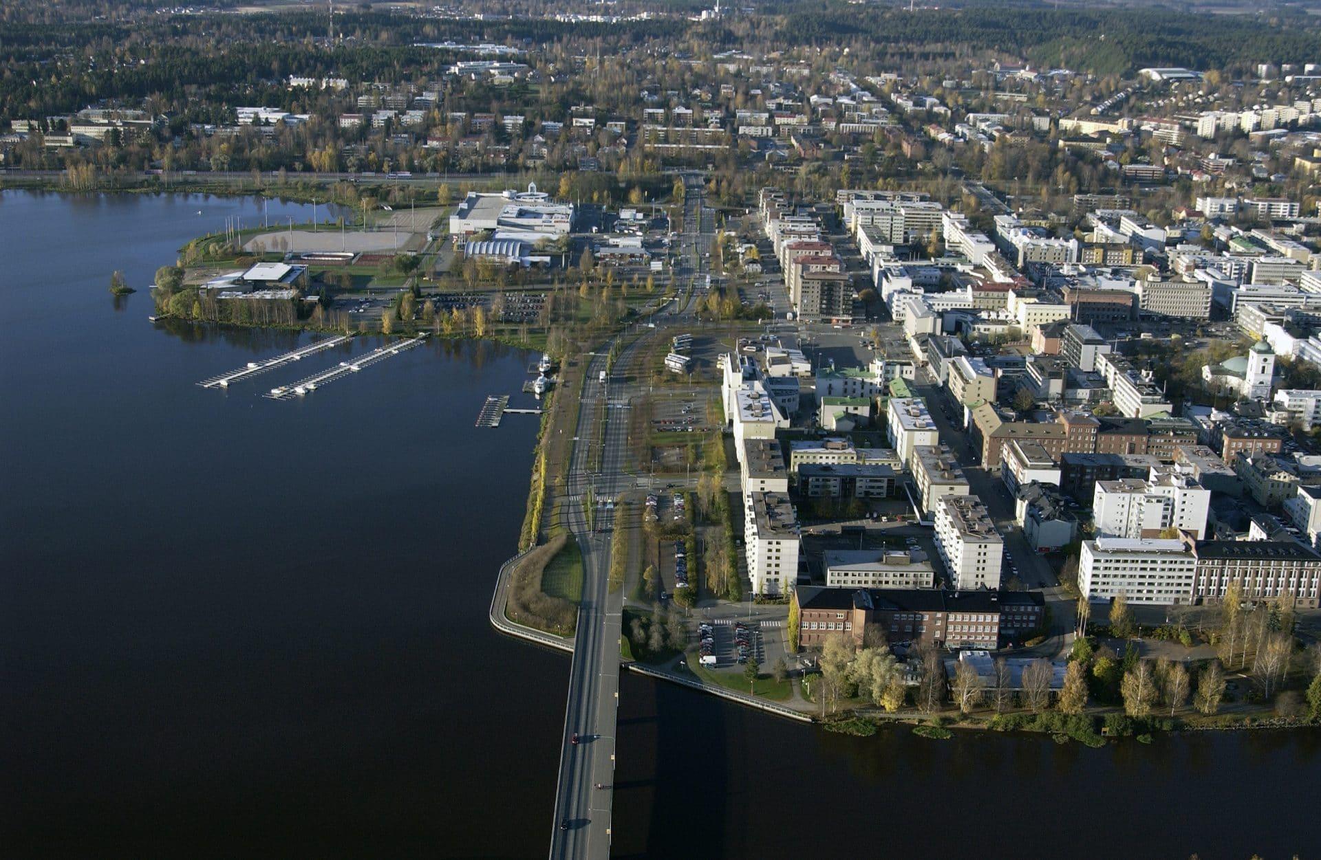 Hämeenlinna, keskusta