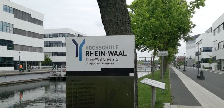 Rhine-Waal University Campus
