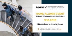HAMK alumni event