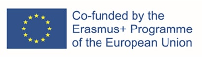 Co-funded by the Erasmus+ Programme -logo