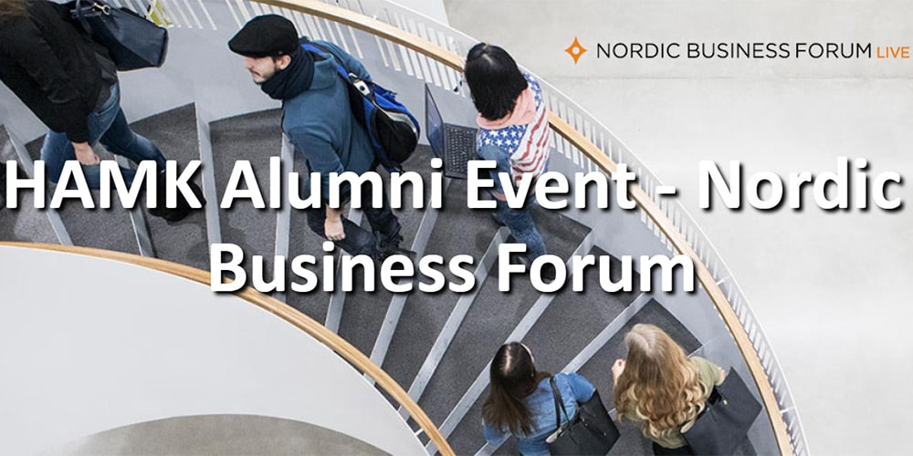 Nordic Business Forum Event