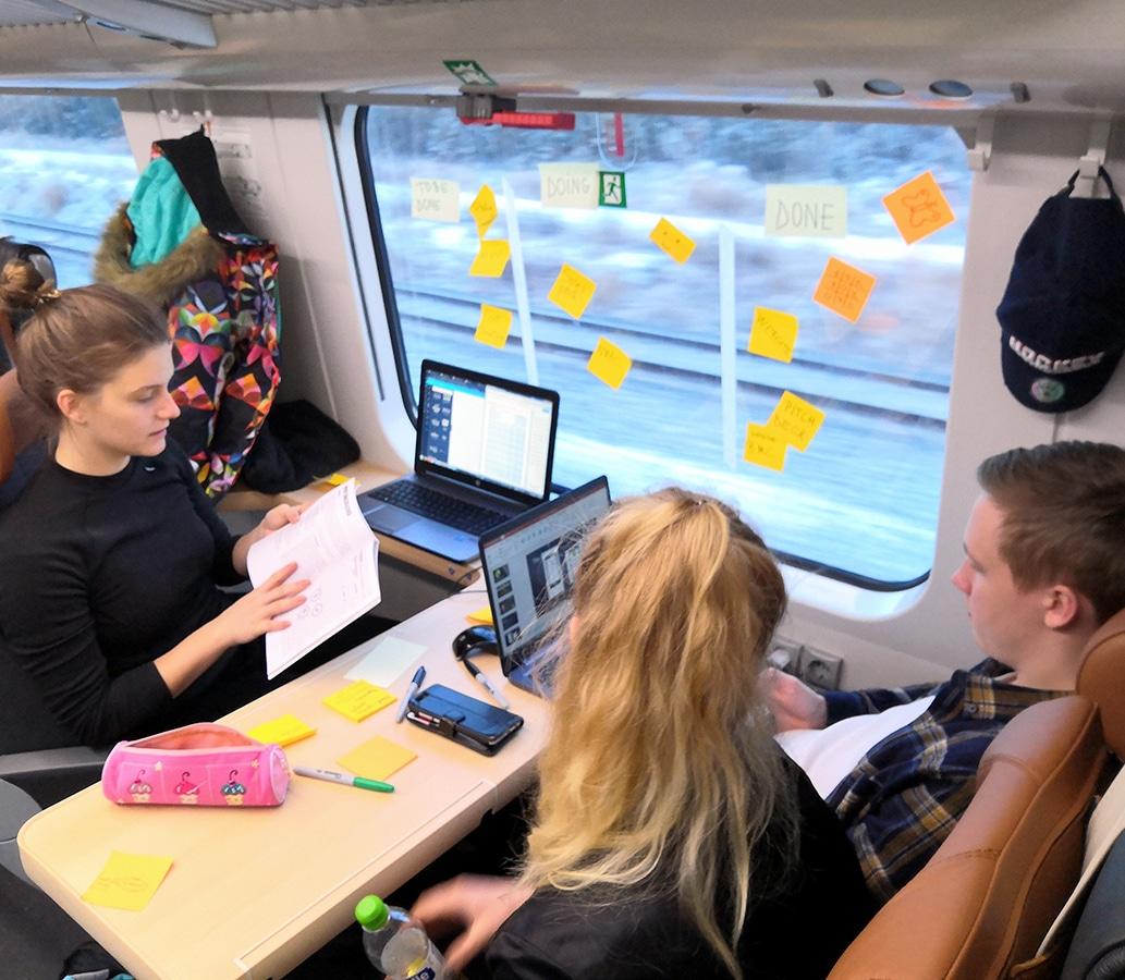Amazing Business Train