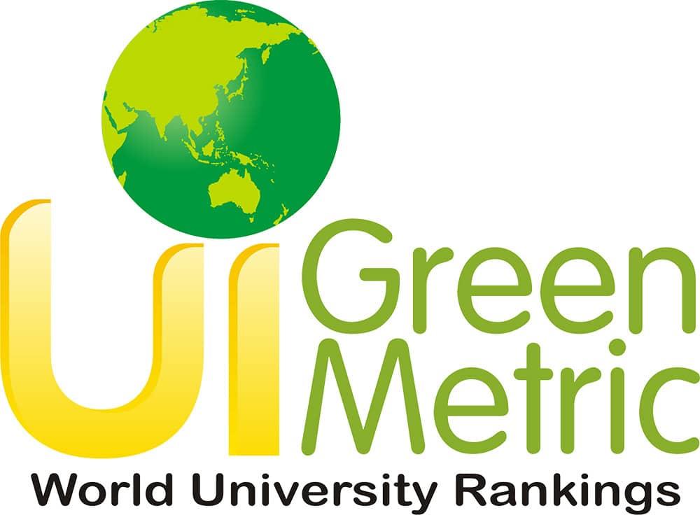 Green Metric logo
