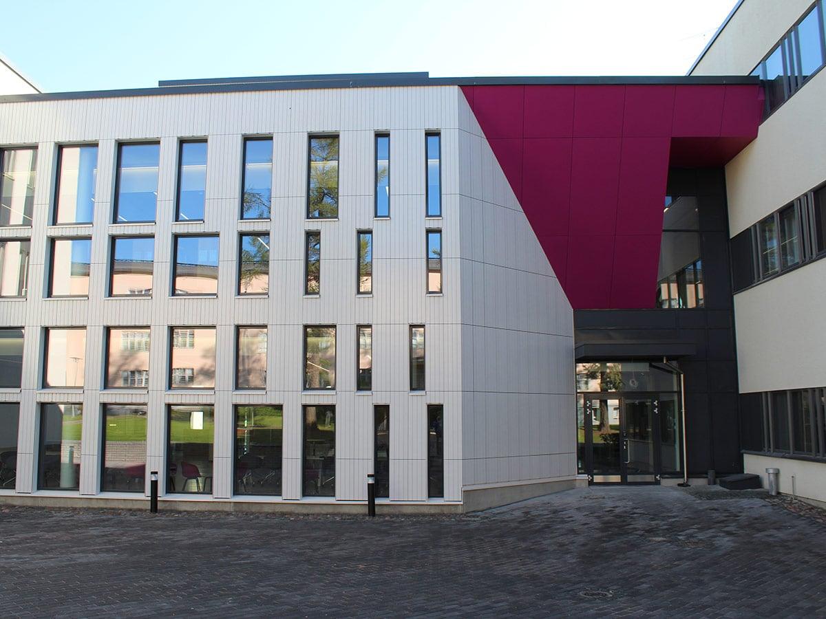 HAMK buildings