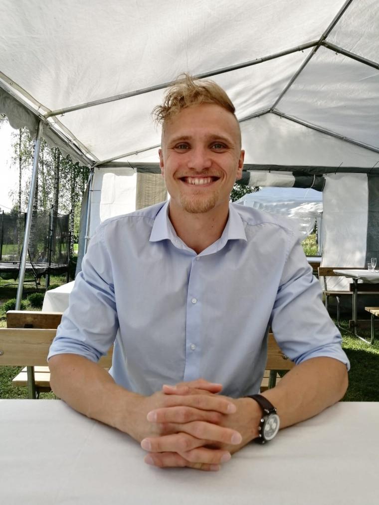 Topias Lahti on MateMar Oy:n perustaja