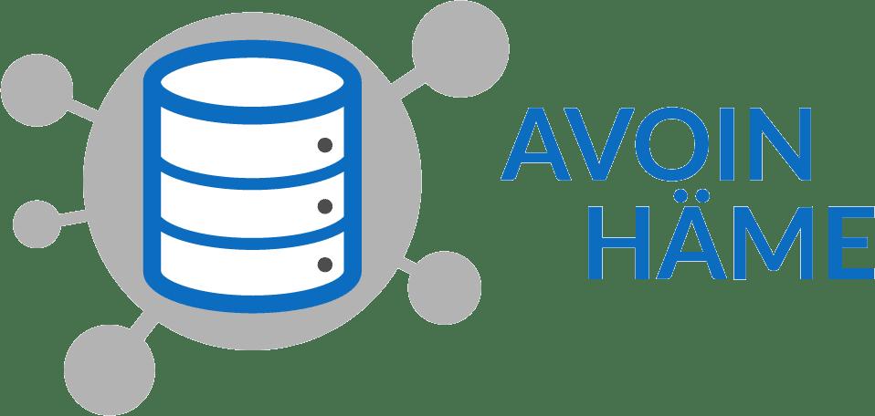 AvoinHäme-hankkeen logo