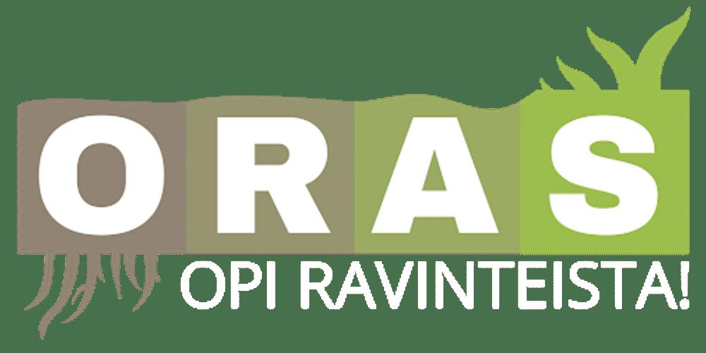 ORAS-hankkeen logo