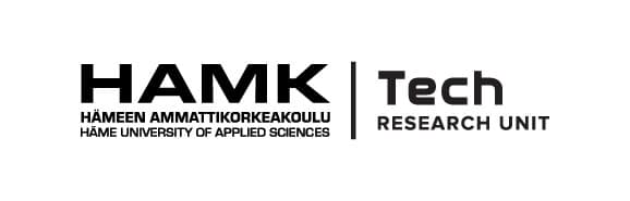 HAMK Tech -tutkimusyksikön logo