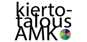 KiertotalousAMK-hankkeen logo