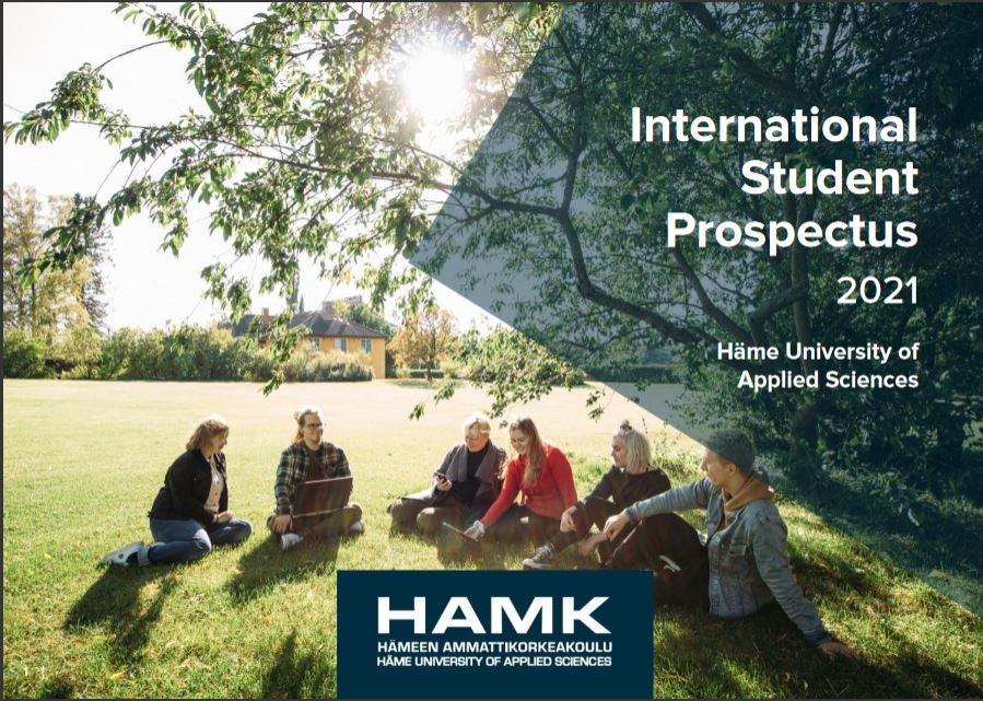 International student prospectus