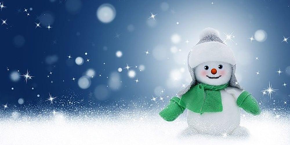 animoitu lumiukko