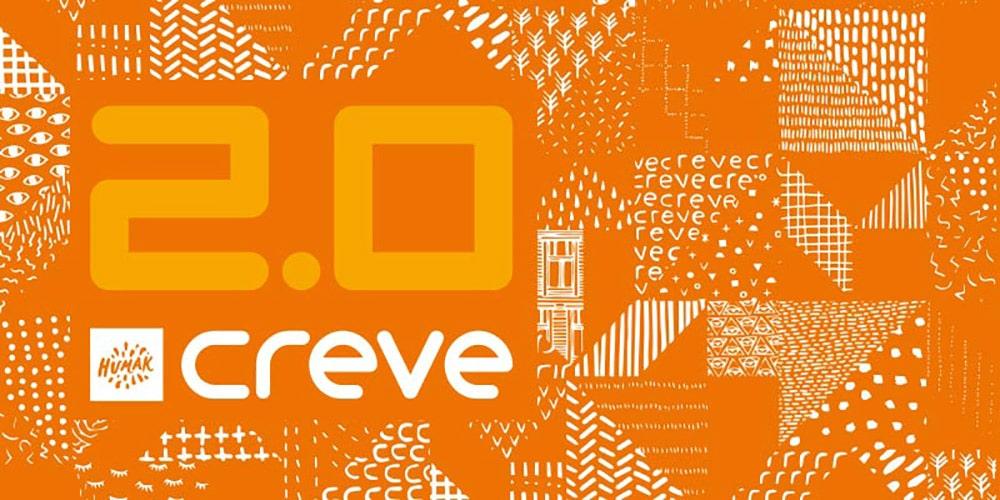 Creve-hankkeen logo