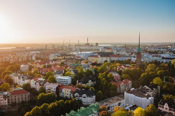 Hämeenlinnan kaupunkikuvaa