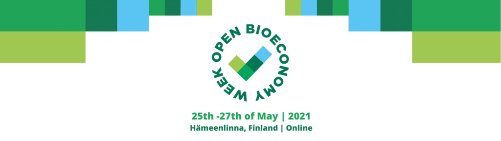 Open Bioeconomy Week marketing