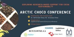 Arctic Choco Conferens banneri