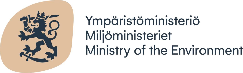 Ympäristöministeriön logo